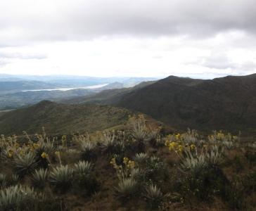 Caminata a Las Lagunas de Siecha
